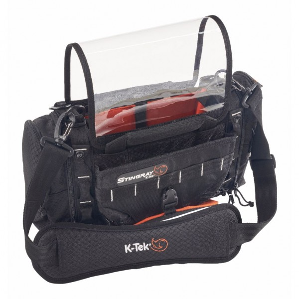K-Tek Stingray Junior Audio Mixer Recorder Bag - KSTGJ